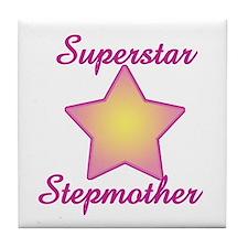 Superstar Stepmother Tile Coaster