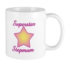 Superstar Stepmum Mug