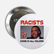 """NASTY RACISTS SCARE ME 2.25"""" Button (10 pack)"""
