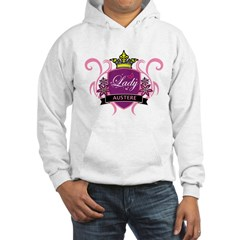 Lady Austere's Emblem Hooded Sweatshirt