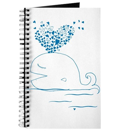 whale of love Journal