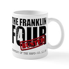 The Franklin Four Mug