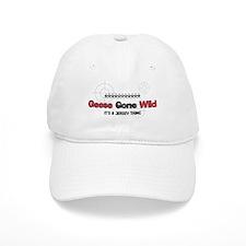 Geese Gone Wild Baseball Cap