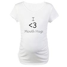 I Heart Mouth Hugs Shirt