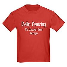 Belly Dancing: It's cheaper T