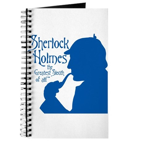 $14.99 Greatest Sleuth of All Journal