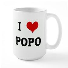 I Love POPO Mug
