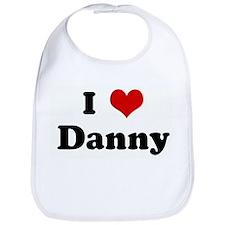 I Love Danny Bib