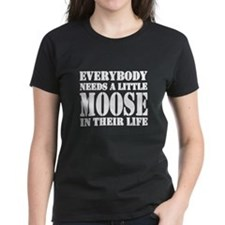 Get a Little Moose Tee