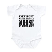 Get a Little Moose Infant Bodysuit