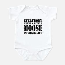 Get a Little Moose Onesie