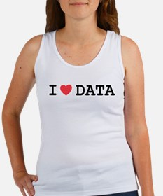 I Heart Data Women's Tank Top