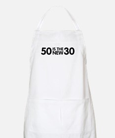 50 Is The New 30 BBQ Apron