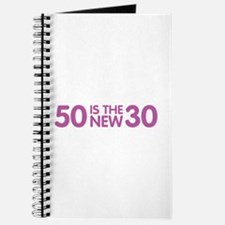 50 Is The New 30 Journal