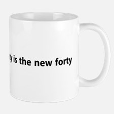 Sixty is the New Forty Mug