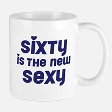 Sixty is the New Sexy Mug