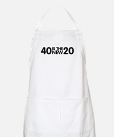 40 Is The New 20 BBQ Apron