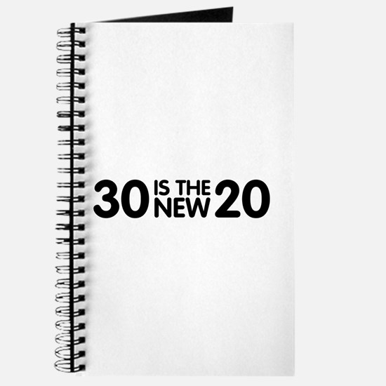 30 is the new 20 Journal