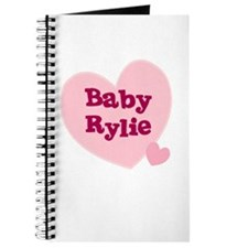 Baby Rylie Journal