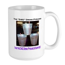The New Orleans D4G Drink Mug