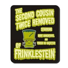 Second Cousin Mousepad