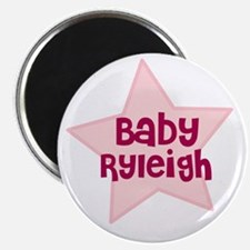 Baby Ryleigh Magnet