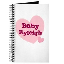 Baby Ryleigh Journal