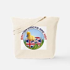 British Chicks Tote Bag