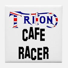 TRITON Cafe Racer Tile Coaster