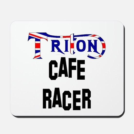 TRITON Cafe Racer Mousepad