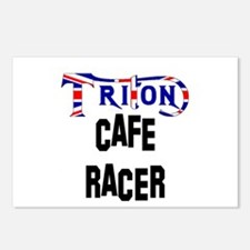 TRITON Cafe Racer Postcards (Package of 8)