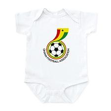 Ghana Infant Bodysuit