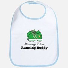 Mommy's Future Running Buddy Bib