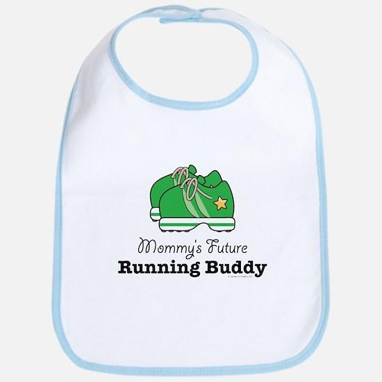 Mommy's Future Running Buddy Bib