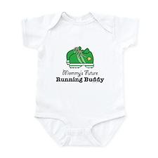 Mommy's Future Running Buddy Infant Bodysuit