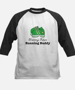Mommy's Future Running Buddy Tee