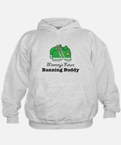 Mommy's Future Running Buddy Hoody