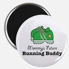 """Mommy's Future Running Buddy 2.25"""" Magnet (10 pack"""