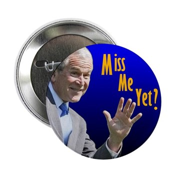 "Miss Me Yet? 2.25"" Button (10 pack)"