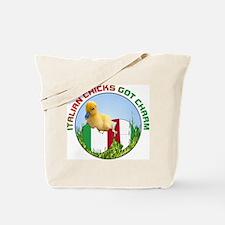 Italian Chicks Tote Bag