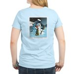 Goodwill to Man's Best Friend Women's Light T-Shir