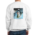 Goodwill to Man's Best Friend Sweatshirt