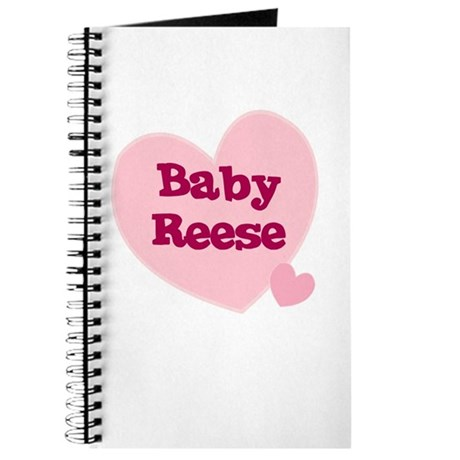 Baby Reese Journal