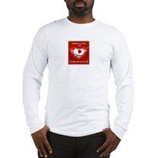 Cool Reception Long Sleeve T-Shirt