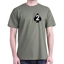 2-506th Infantry Battalion T-Shirt 2