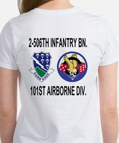 2-506th Infantry Battalion Tee 7