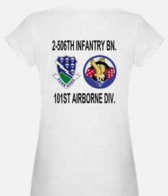 2-506th Infantry Battalion Shirt 2