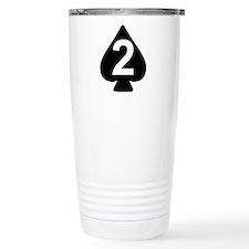 2-506th Infantry Battalion Travel Mug