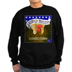 American Poultry Sweatshirt (dark)