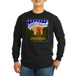 American Poultry Long Sleeve Dark T-Shirt